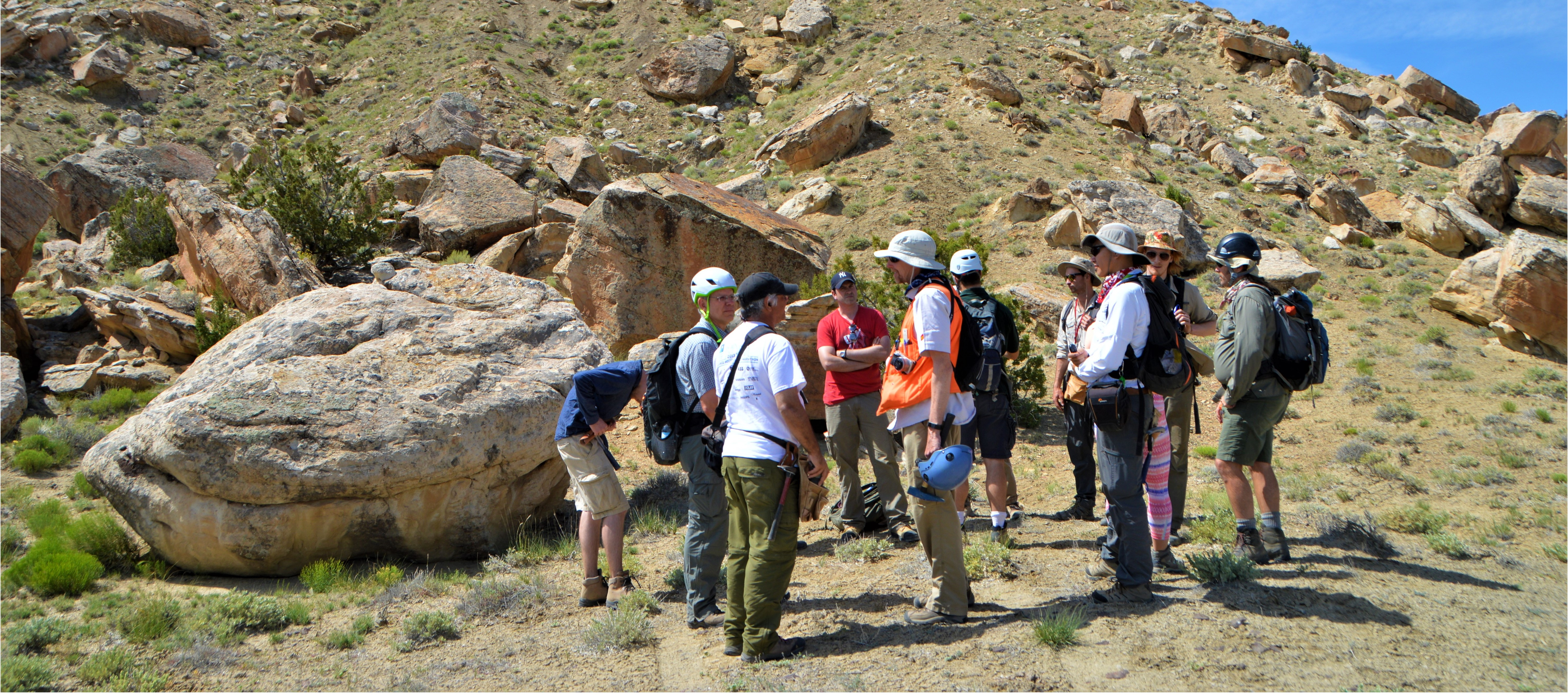 New Mexico Consortium Field Trip